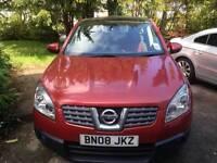 Nissan Qashqai Acenta 4WD FULL Option