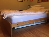 Ikea bed and mattress very good condition