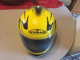 Vemar Motor cycle helmet