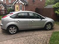 Ford Focus 1.6 style auto 08