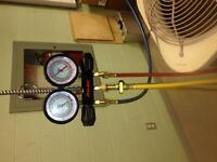 Heating and Air Conditioning repairs, and installations