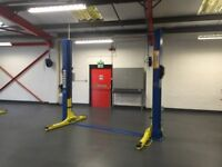 RENT-A-RAMP Vehicle Lift Hire DIY