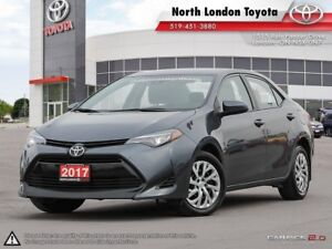 2017 Toyota Corolla LE Former Daily Rental. 10/10 reliability...
