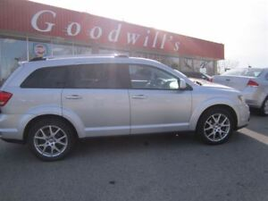 2013 Dodge Journey R/T! 7 PASSENGER! FACT. REMOTE START!