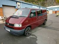 Vw transporter t4 Lwb camper 1996