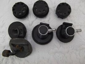 Buddy Diving Cuff Dump Valves and Suit Inflation Valves