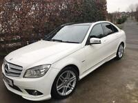 Mercedes 220 cdi amg sport