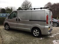 Renault Trafic 115 panel van s/w base
