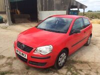 VW Polo '56 for sale. Recent MOT and Full Service