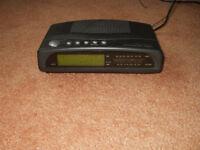 Bush clock radio