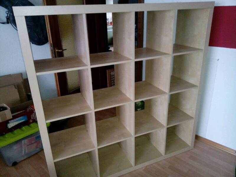 Ikea Expedit Regal 4×4 birke in RheinlandPfalz  Speyer