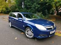 2007/07 REG VAUXHALL VECTRA 1.8 SRI ESTATE LOW MILES £1149
