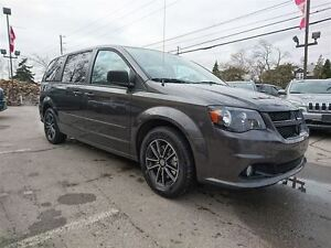 2016 Dodge Grand Caravan BRAND NEW, BLACKTOP, DVD