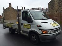 Iveco daily pick up with tail lift 54 plate 1 owner full service history mot no vat £1999