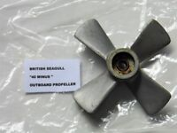 "A British seagull "" 40 minus "" outboard propeller"