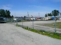 Fenced Gravel Lot! 7119 & 7129 Abbot St, Mission