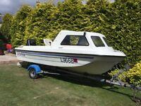 Hunter Sea Hog Boat for Sale