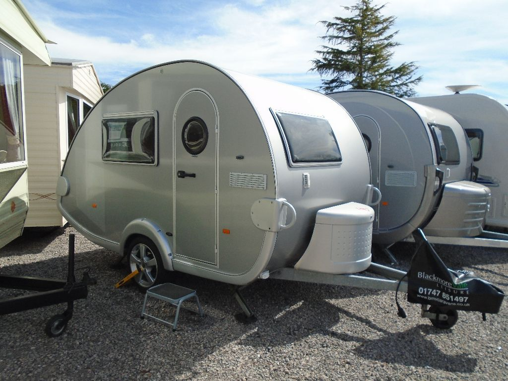 how to pack a touring caravan