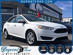 2017 Ford Focus SE - TAUX A PARTIR A 2.9% 72 MOIS AVEC L'OPTION