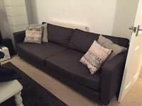 4 seater sofa bed from ikea for sale