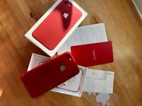iPhone 7 RED EDITION 128gb Pristine Condition
