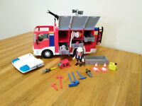 Playmobil Fire Engine (4821)