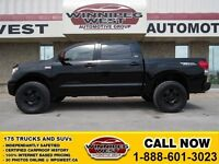 2008 Toyota Tundra Lifted & Blacked Out Crewmax 4x4, SR5 5.7L I