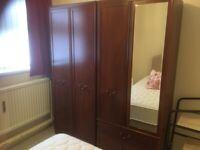 Excellent condition bedroom furniture