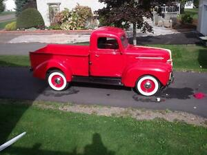 Fully Restored 1947 Ford