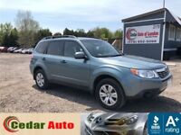 2009 Subaru Forester Managers Special London Ontario Preview