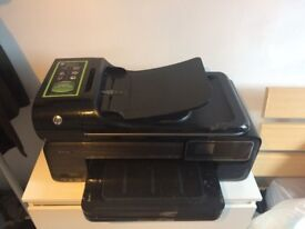 HP Officeject 7500A All-In-One Inkjet Printer