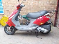 Piaggio Zip 50 cc FOR SALE