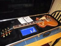Gibson Les Paule Deluxe Gold top 2015
