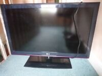 LG TV for SPARES OR REPAIR