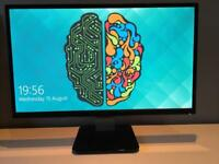 Dell monitor 21.5 inch 1080p