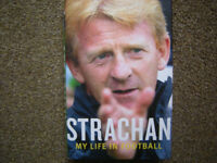Gordon Strachan My Life in Football book 2006 free pickup/£3 1st class post