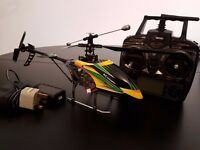 WLToys Remote Control 2.4Ghz 4 Channel Sky Dancer Helicopter