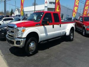 2011 Ford F-350 XLT Crew Cab Long Bed DRW 4WD