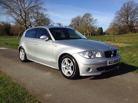 2005 BMW 118d Sport #FULL YEARS MOT#