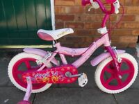 14inch girls cycle