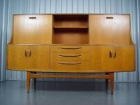 G-Plan Fresco Sideboard Designed By V.B.Wilkins, 1970's