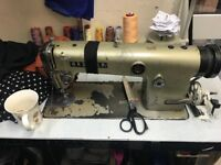2 sewing machine (BROTHER) & 1 overlock machine and many more to pick from