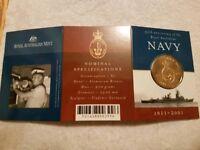 Royal Australian Navy 1911-2001