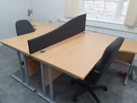 Office Desks and Chairs *GOOD AS NEW*
