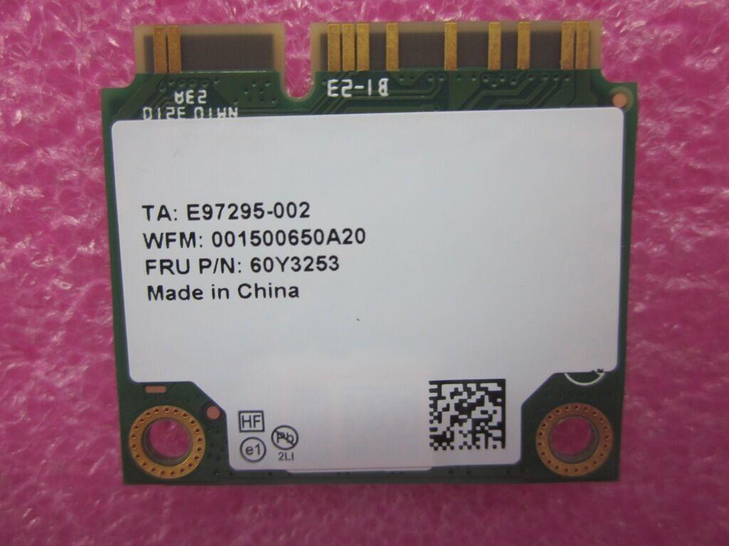 как выглядит PCMCIA модем NEW Lenovo IBM Thinkpad T420, T430 Laptop Wireless Board Laptop  60Y3253  QTY 5 фото