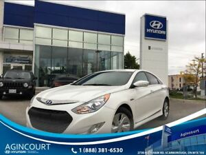 2014 Hyundai Sonata Hybrid PUSH BUTTON/BACKUP CAM/OFF LEASE/4726