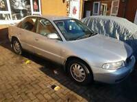 1999 audi a4 b5 1.8 petrol breaking for parts