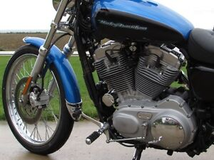 2004 harley-davidson XL883C Custom   Stage 1 Exhaust and Progres London Ontario image 19