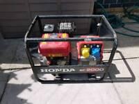 Honda ec 2000 generator