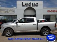 2012 RAM 1500 SPORT 4X4 CREW - YOU ARE APPROVED!